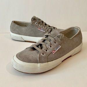 SUPERGA Suede Tennis Shoes
